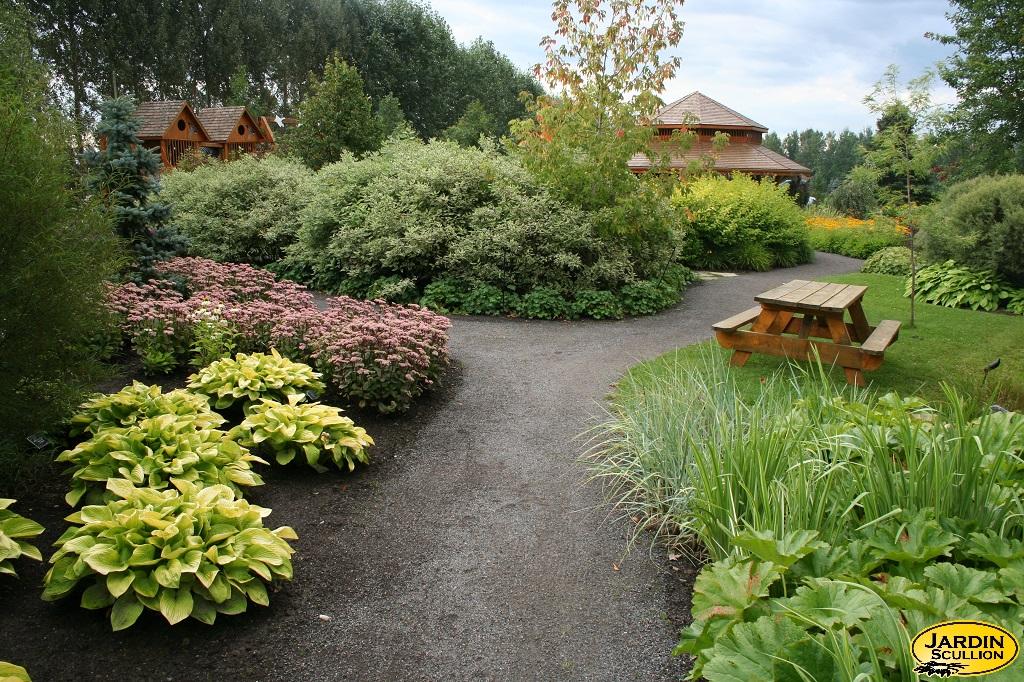 Jardin Scullion Of Restauration Et Pique Nique Jardin Scullion